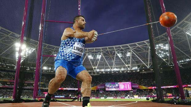 L'Olimpionico Marco Lingua in pista con noi