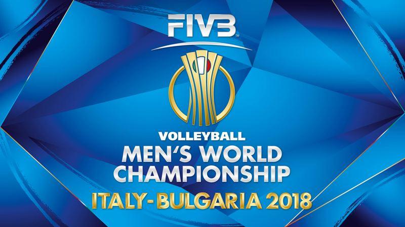 Mondiali Pallavolo 2018 – I teams al nostro centro