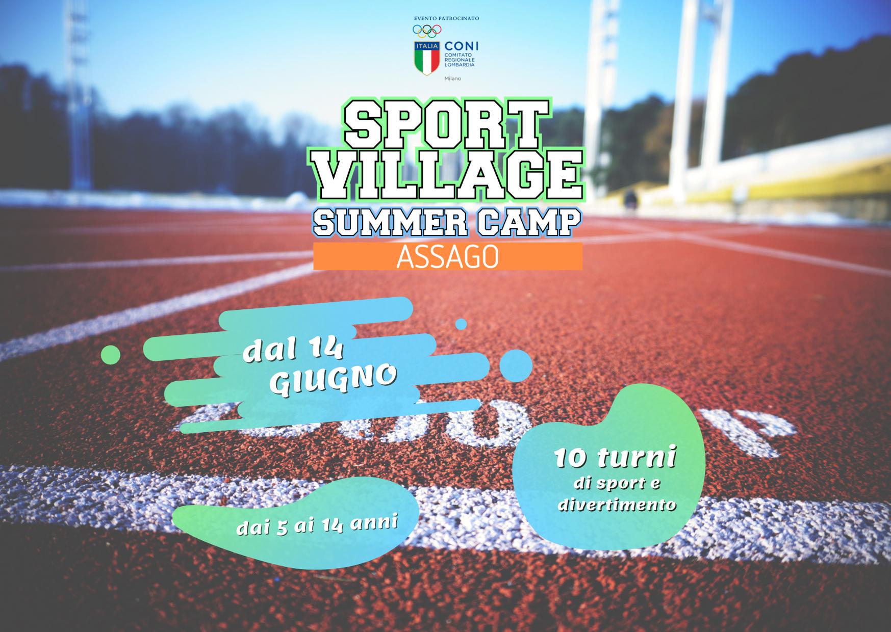 Iscriviti ora al Multisport Summer Camp 2021